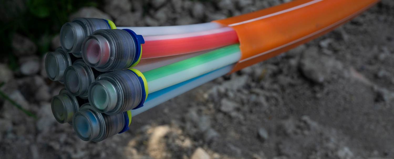 Optical Fibre Cabling