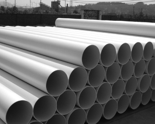 Grey uPVC Pipes and Fittings